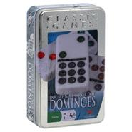 Cardinal Ind Toys Classic Games Dominoes, Double Nine Color Dot, 1 set at Kmart.com