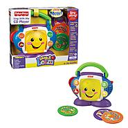 Laugh & Learn Sing-With-Me CD Player at Kmart.com