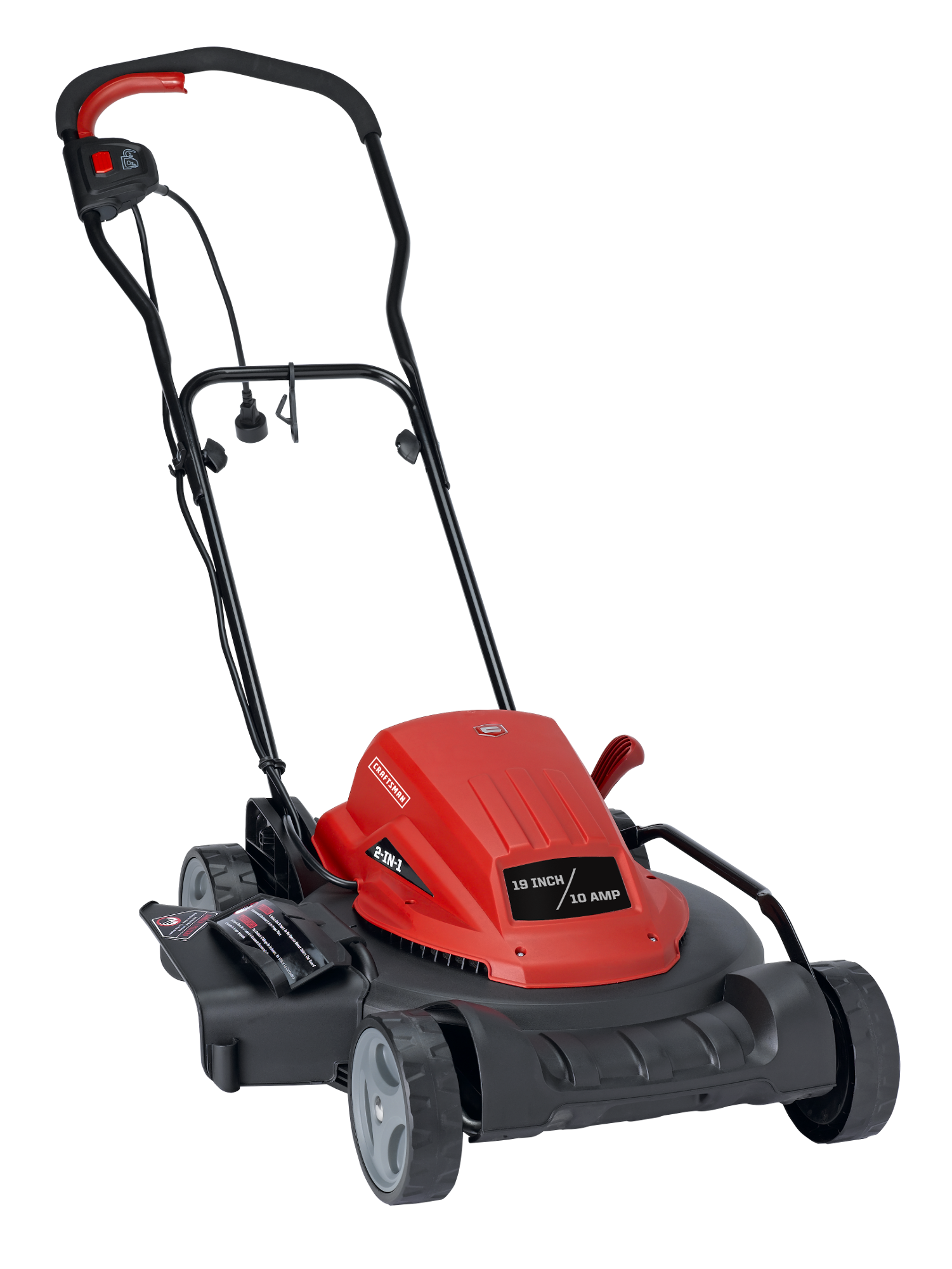 Craftsman 37214 19 Quot Electric Mower With 10 Amp Electric Motor