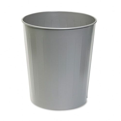 Safco  Fire-Safe Round Wastebaskets