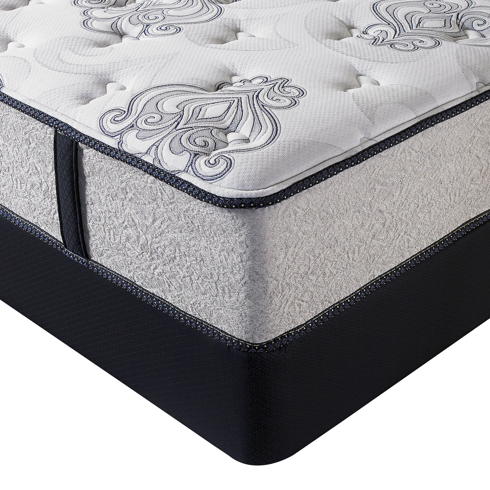 Serta Perfect Sleeper Galena Plush Queen Mattress Only Sears