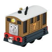 Thomas & Friends Small Talking Die-Cast Engines - Talking Toby at Kmart.com