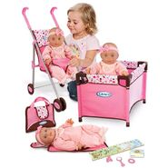 Graco Childrens Products Doll Playset, Pink & Chocolate at Kmart.com