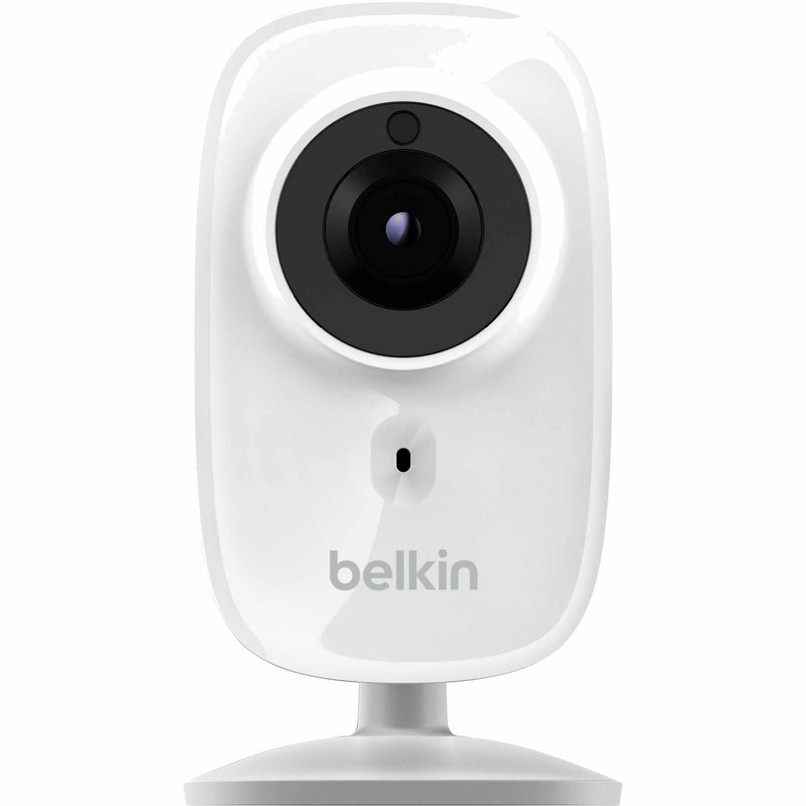 Belkin NetCam HD+ WiFi Camera w/ Glass Lens and Night Vision