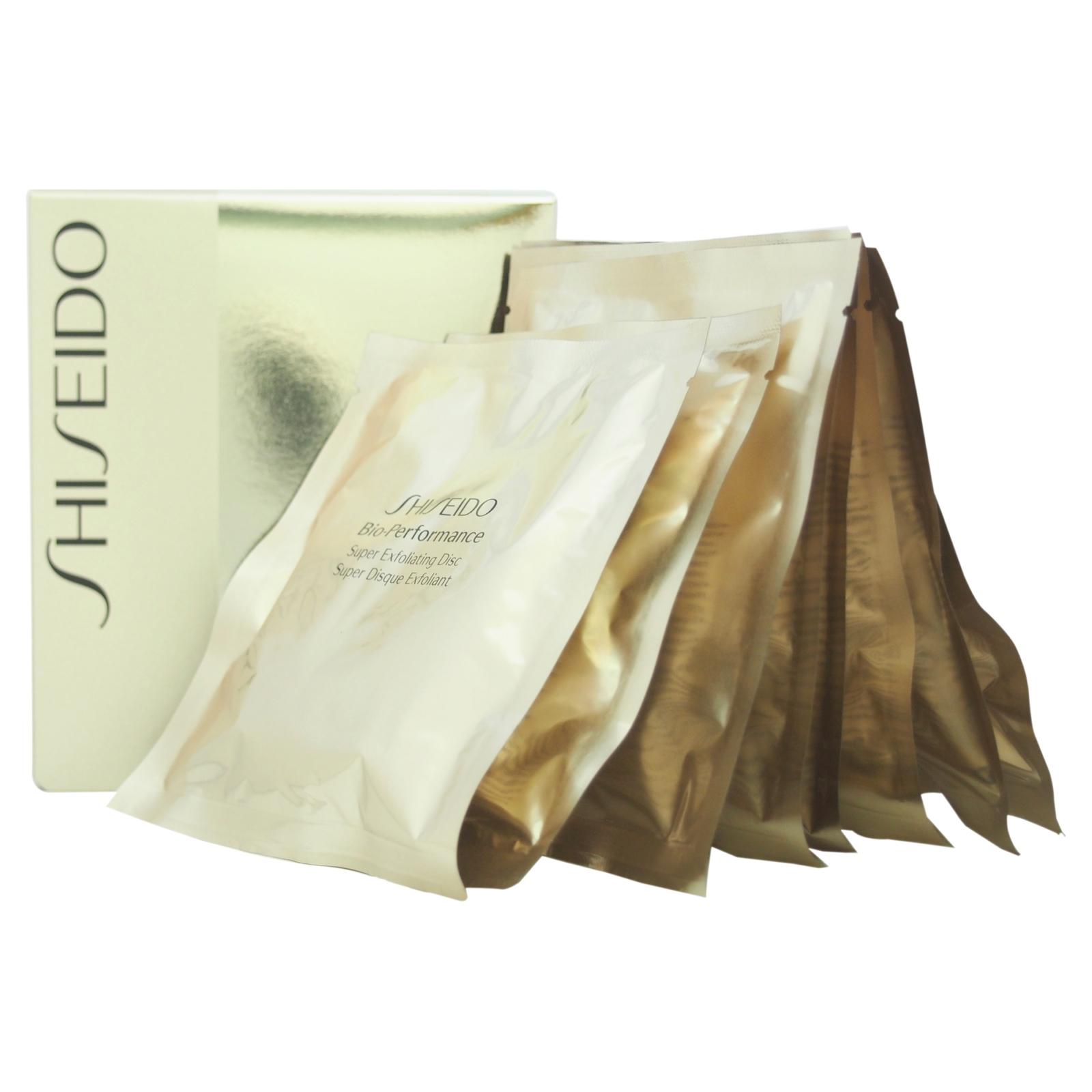 Shiseido Bio Performance Exfoliating Discs--8discs PartNumber: 07404593000P