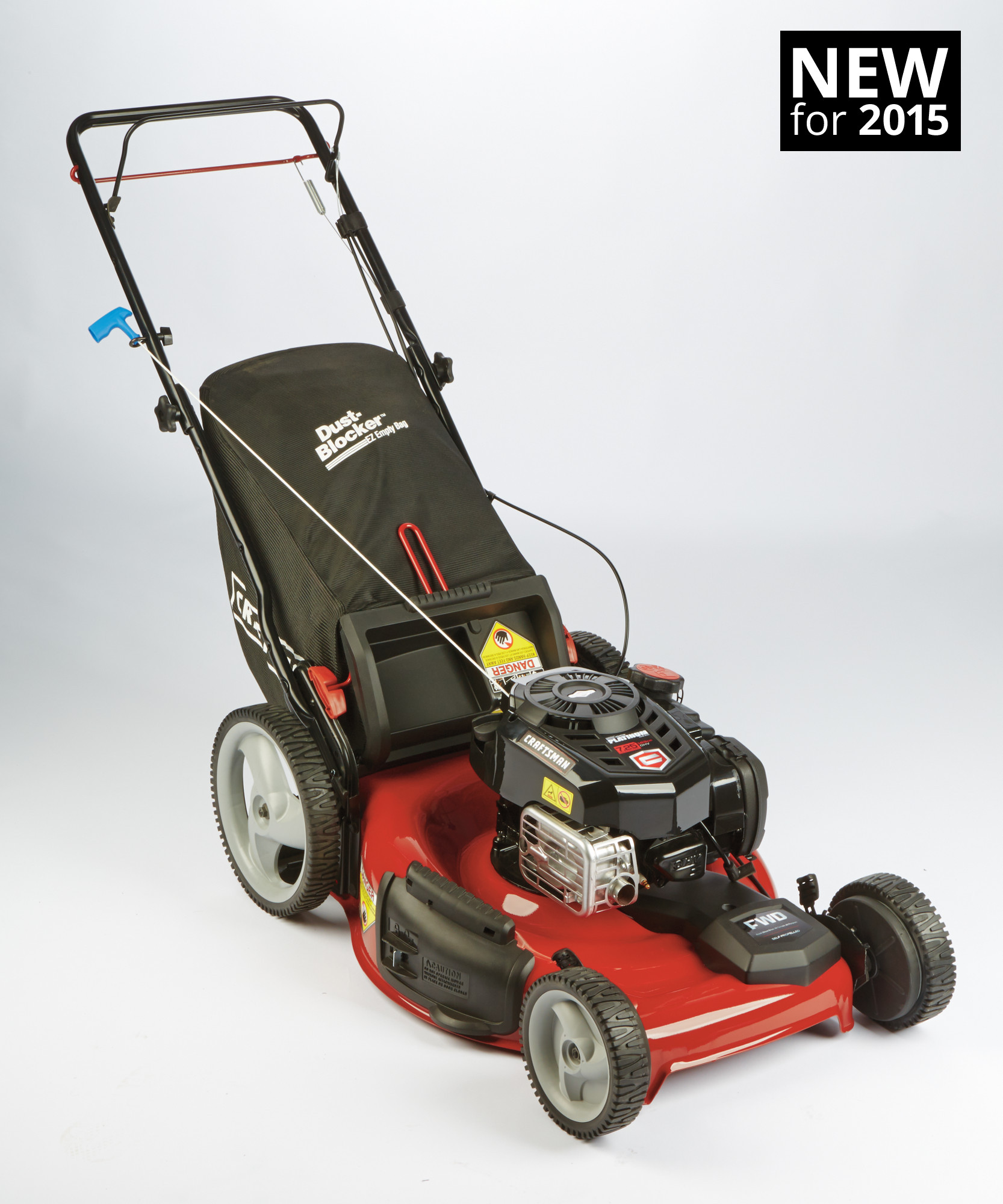 Craftsman  22'' Briggs & Stratton 725 EXi Platinum Series™ OHV Engine, Front Drive Self-Propelled Mower