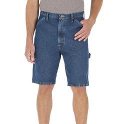 Wrangler Men's Big & Tall Denim Carpenter Shorts at Kmart.com