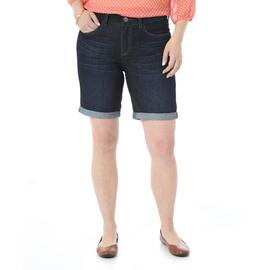 Riders by Lee Women's Embellished Denim Shorts at Kmart.com