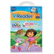 Vtech V Reader Book Dora at Kmart.com