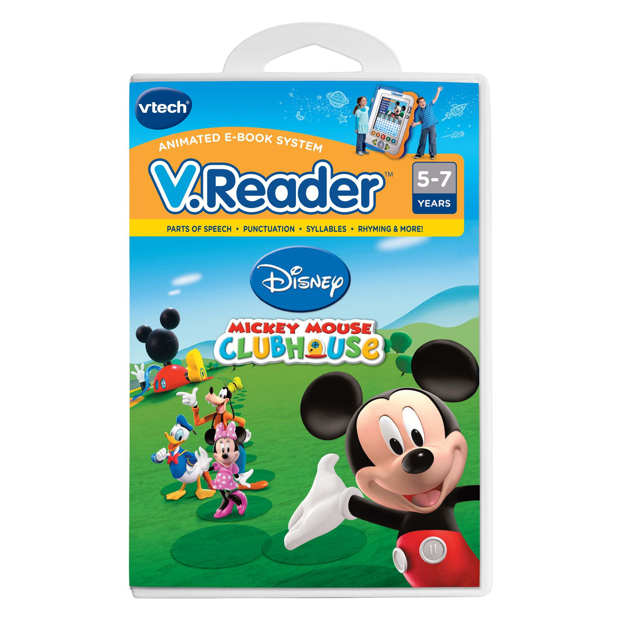 Vtech  V Reader Mickey Mouse