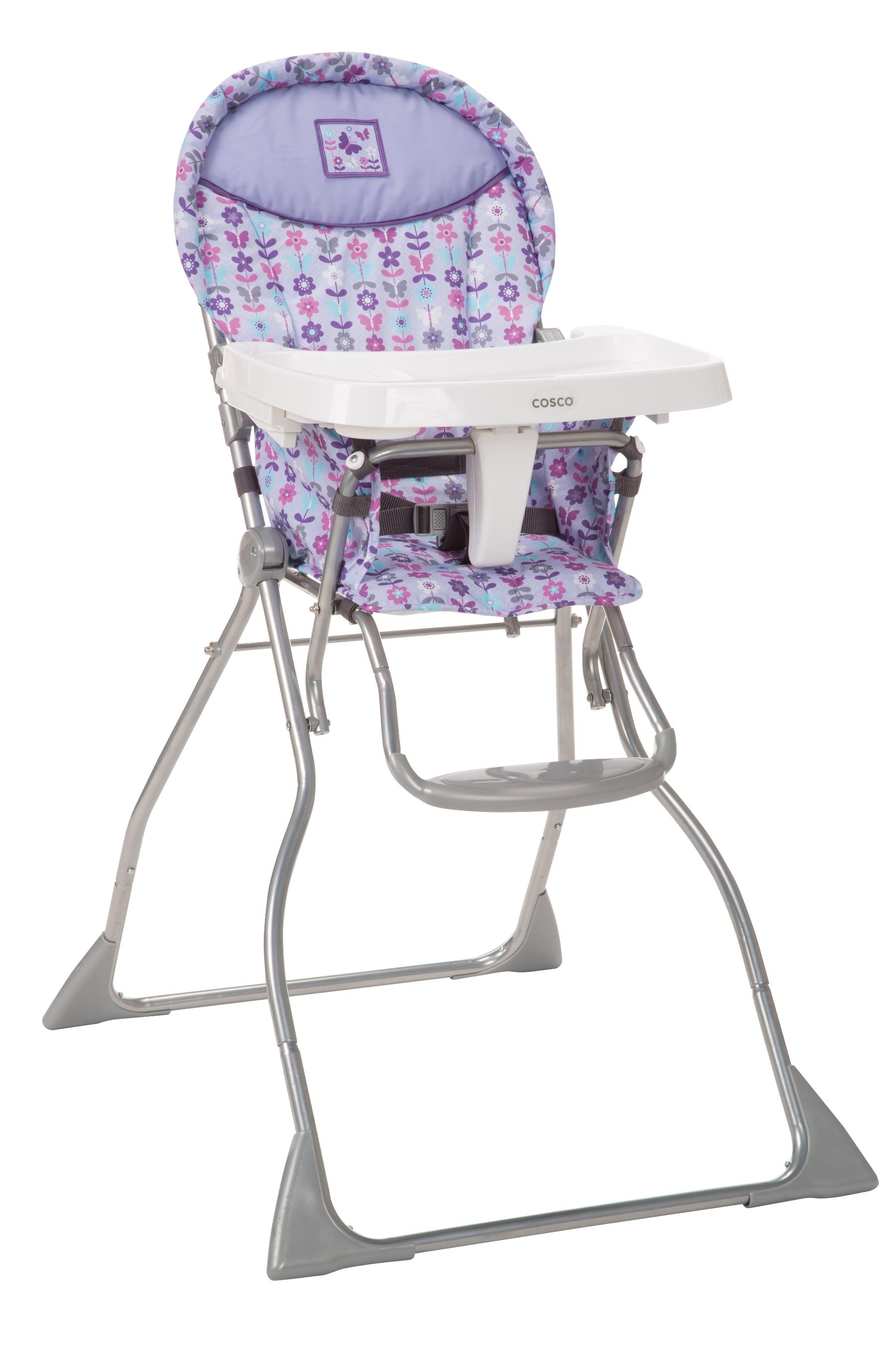 Cosco Slim Fold High Chair - Marissa