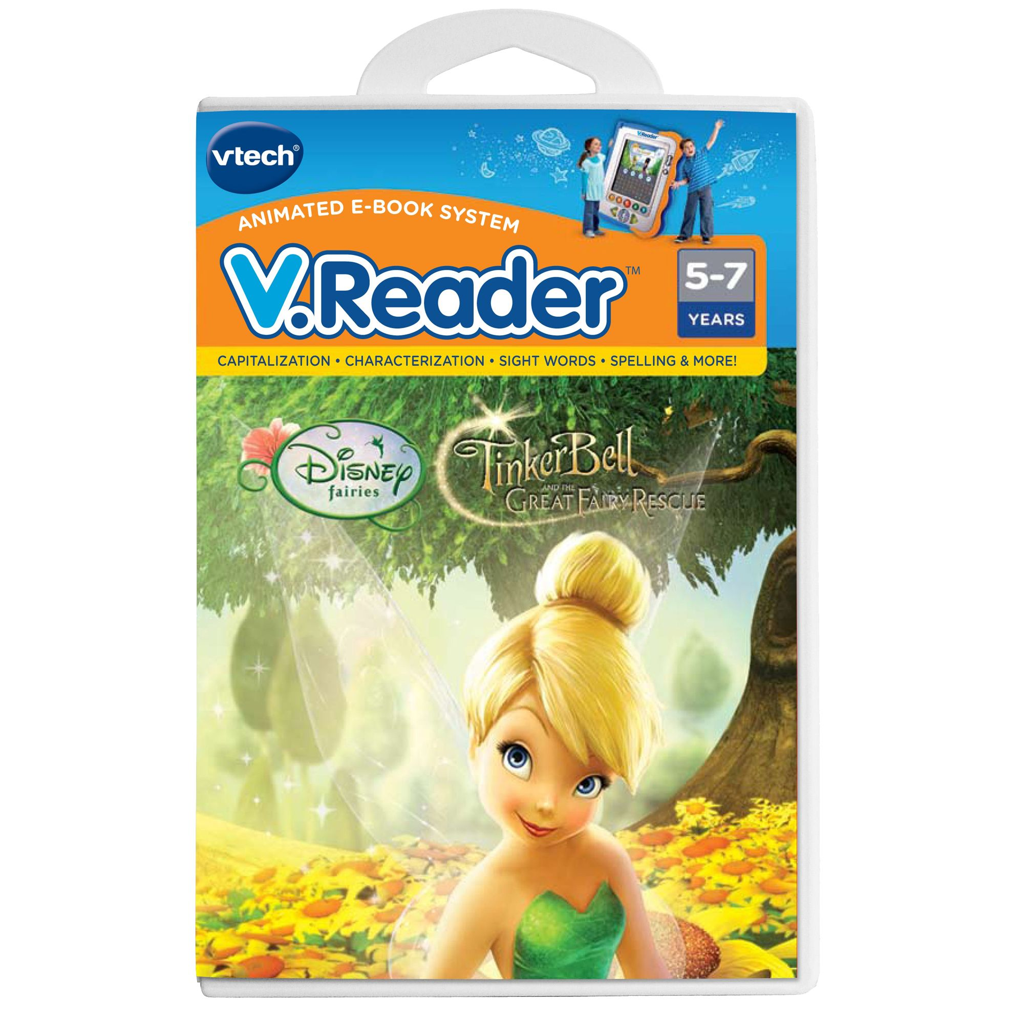 V. Reader Fairies