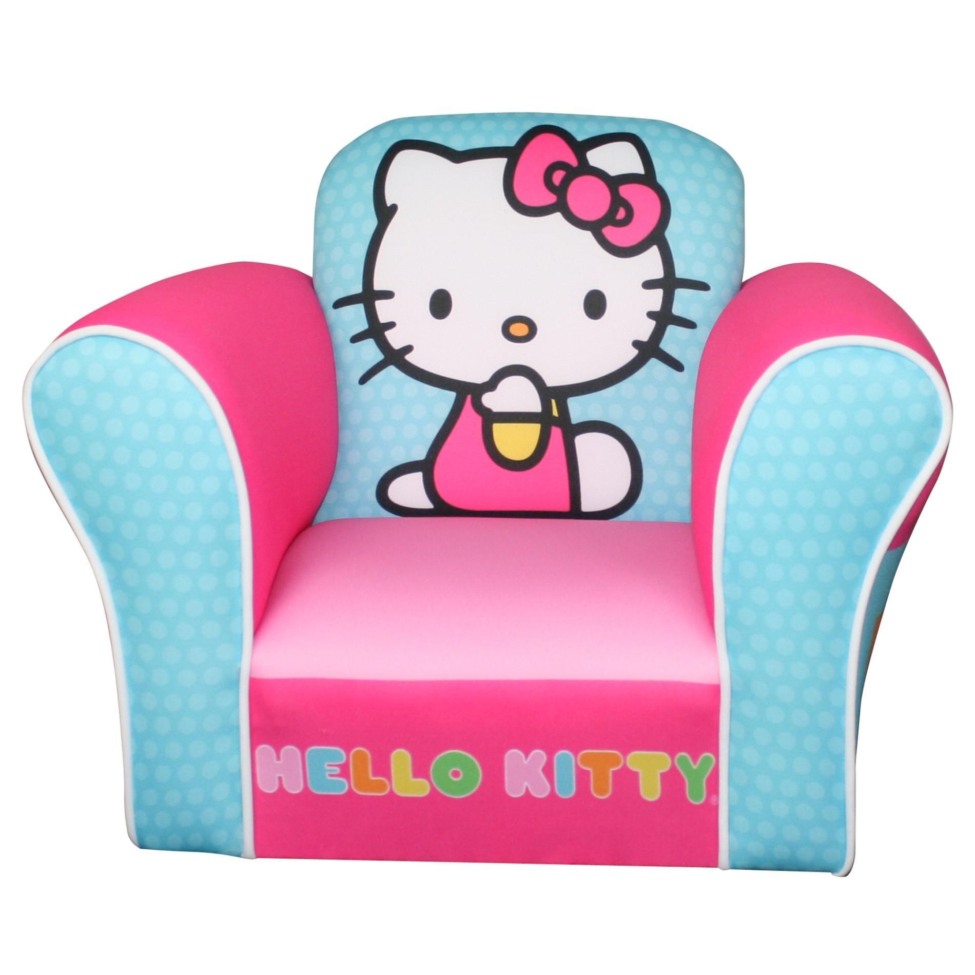 Hello Kitty Hello Kitty Plush Armchair