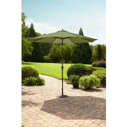 Hopkins Chat Set 9' Umbrella- Green at Kmart.com