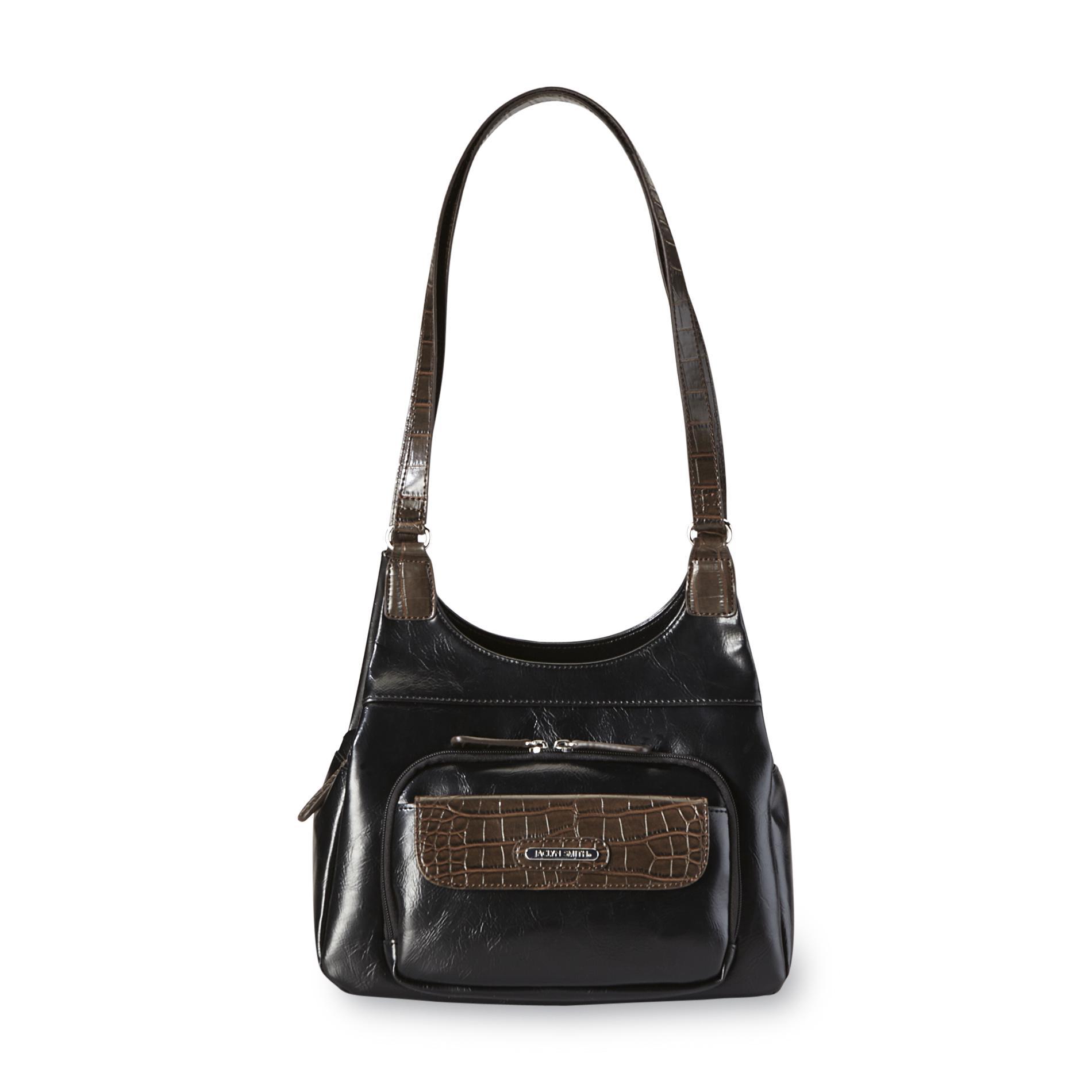 Women's Lady Organizer 4-Poster Handbag