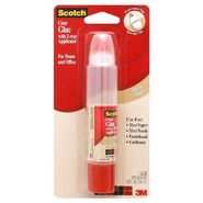 Scotch Clear Glue with 2-Way Applicator, 1 glue at Kmart.com