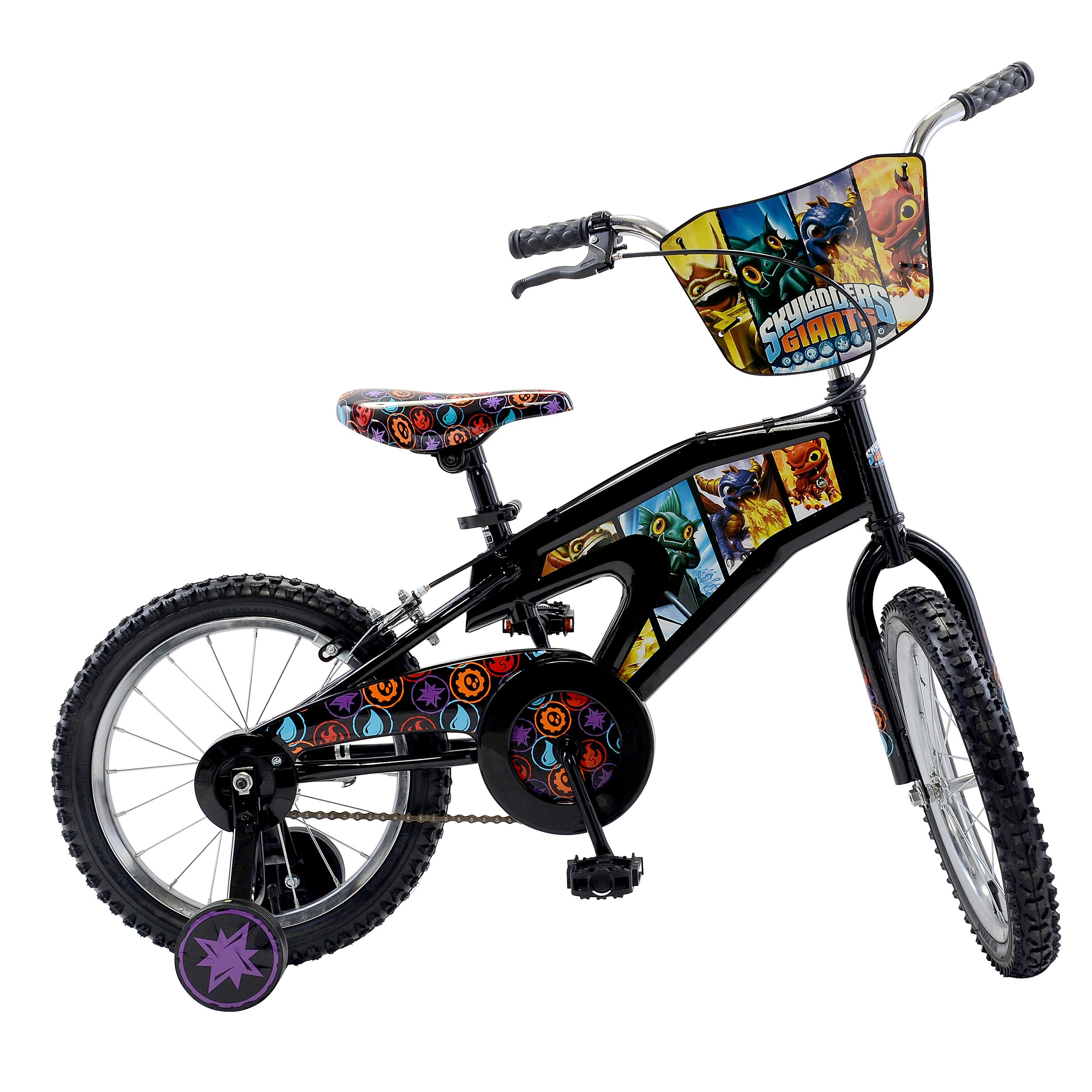 CFG  Skylanders B16 Kids Bicycle PartNumber: 00683414000P KsnValue: 7494846 MfgPartNumber: 6SLBK208TR