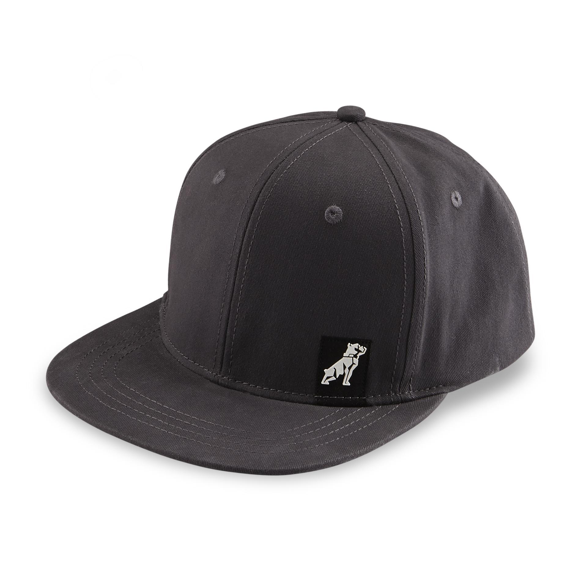 Men's Flat-Billed Baseball Cap - Mack