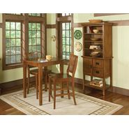 Home Styles Arts & Crafts 3PC Bistro Set Cottage Oak at Kmart.com