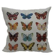 Essential Home Woven Jacquard Butterfly Decorative Pillow – 18 x 18 at Kmart.com