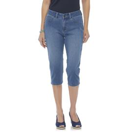 Riders by Lee Women's Heavenly Touch Capris at Kmart.com