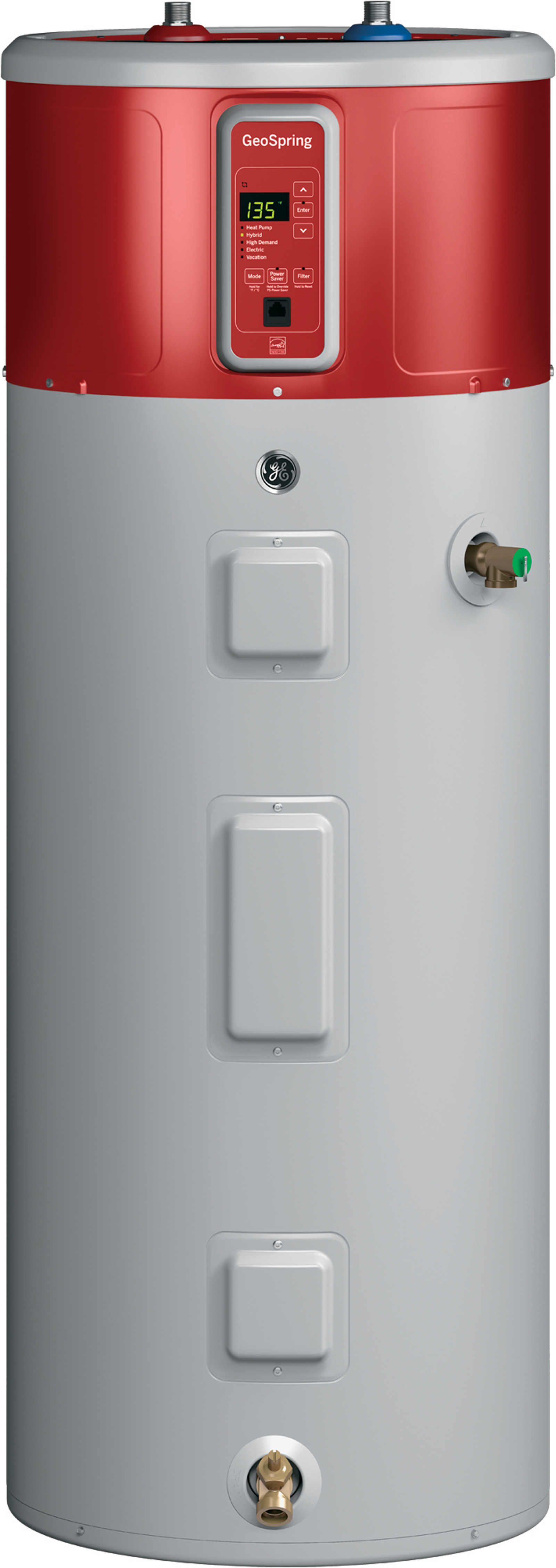 GE Appliances GEH50DFEJSR GeoSpring™ Hybrid Electric Water Heater