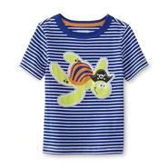 WonderKids Toddler Boy's Graphic T-Shirt - Pirate Turtle at Kmart.com