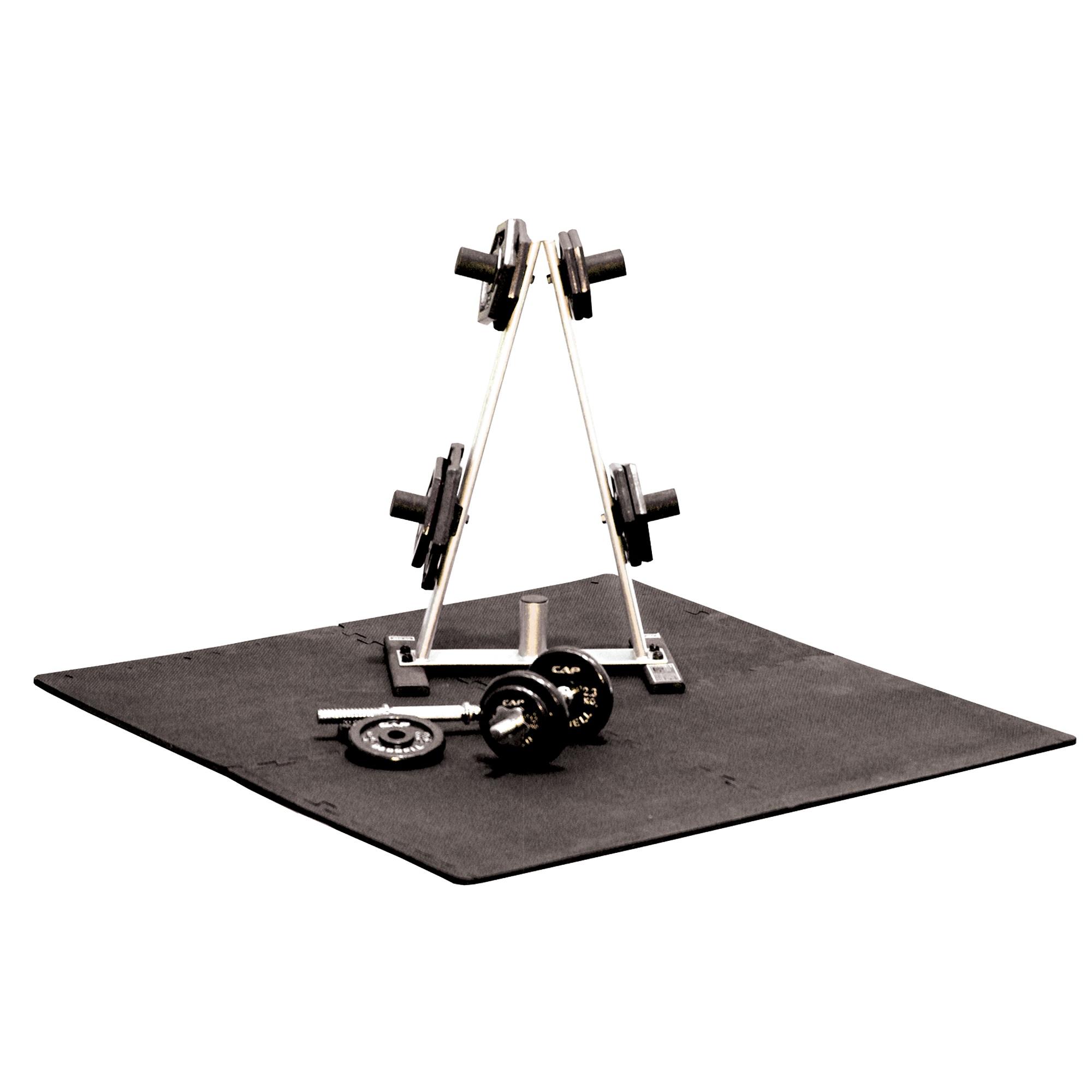 Cap Barbell Hi-Density Foam Floor Mat