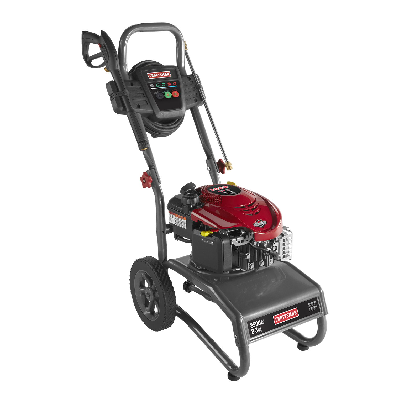 Crafsman 2500 PSI, 2.3 GPM Gas Pressure Washer
