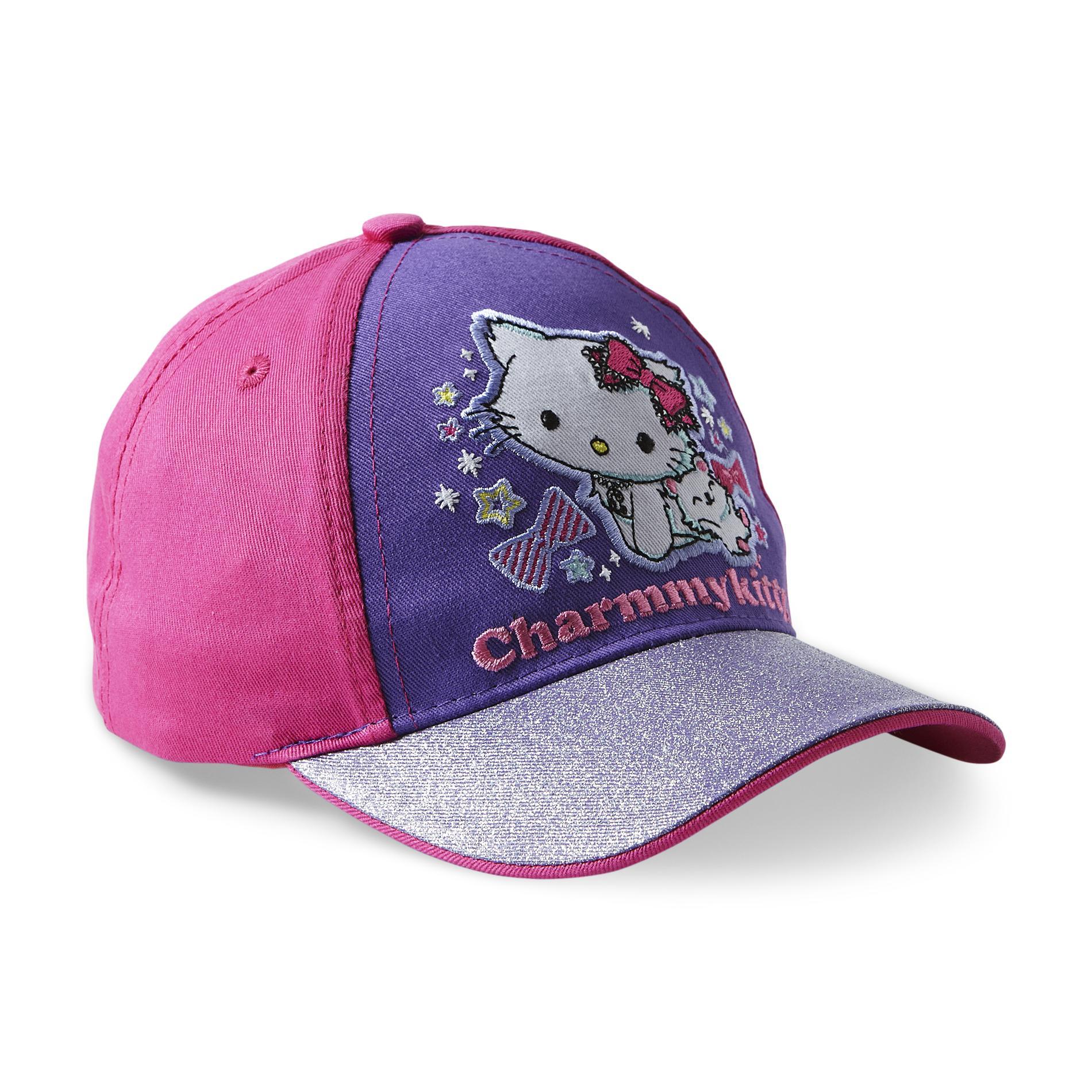 Sanrio Charmmykitty Girl's Baseball Hat
