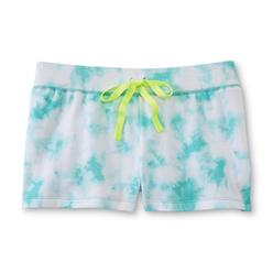 Joe Boxer Women's Knit Pajama Shorts - Tie-Dye at Kmart.com