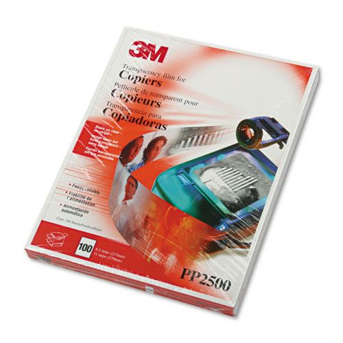 3M Transparency Film for Plain Paper Copiers