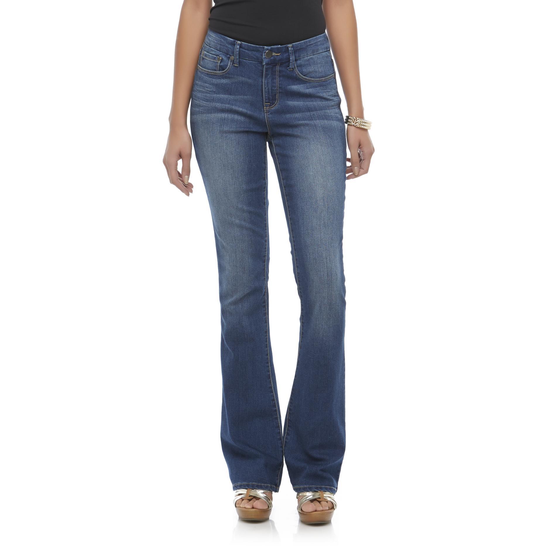 Metaphor Women's Amber Curvy Slim Boot Jeans