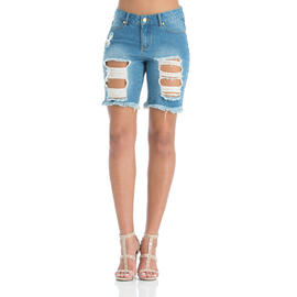 Nicki Minaj Women's Mid Rise Bermuda Short at Kmart.com