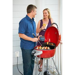 Char Broil Tru Infrared Electric Patio Bistro 240 Grill Red Outdoor Living