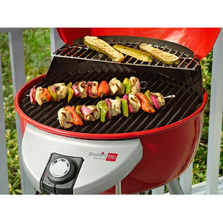 Char Broil Tru Infrared Electric Patio Bistro 240 Grill Red 2