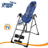 Teeter Hang Ups Teeter EP-560™ Inversion Table with Back Pain Relief DVD at Kmart.com