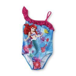 Disney Baby The Little Mermaid Toddler Girl's Swimsuit at Kmart.com