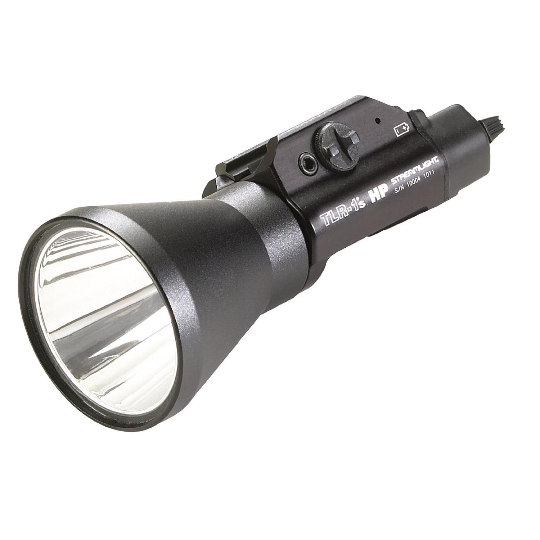 Streamlight TLR-1S HPL Rail Mount Flashlight-Standard Switch