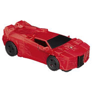 Transformers Robots in Disguise 1-Step Changers Sideswipe Figure at Kmart.com