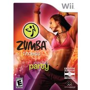 Majesco Zumba Fitness Wii at Kmart.com