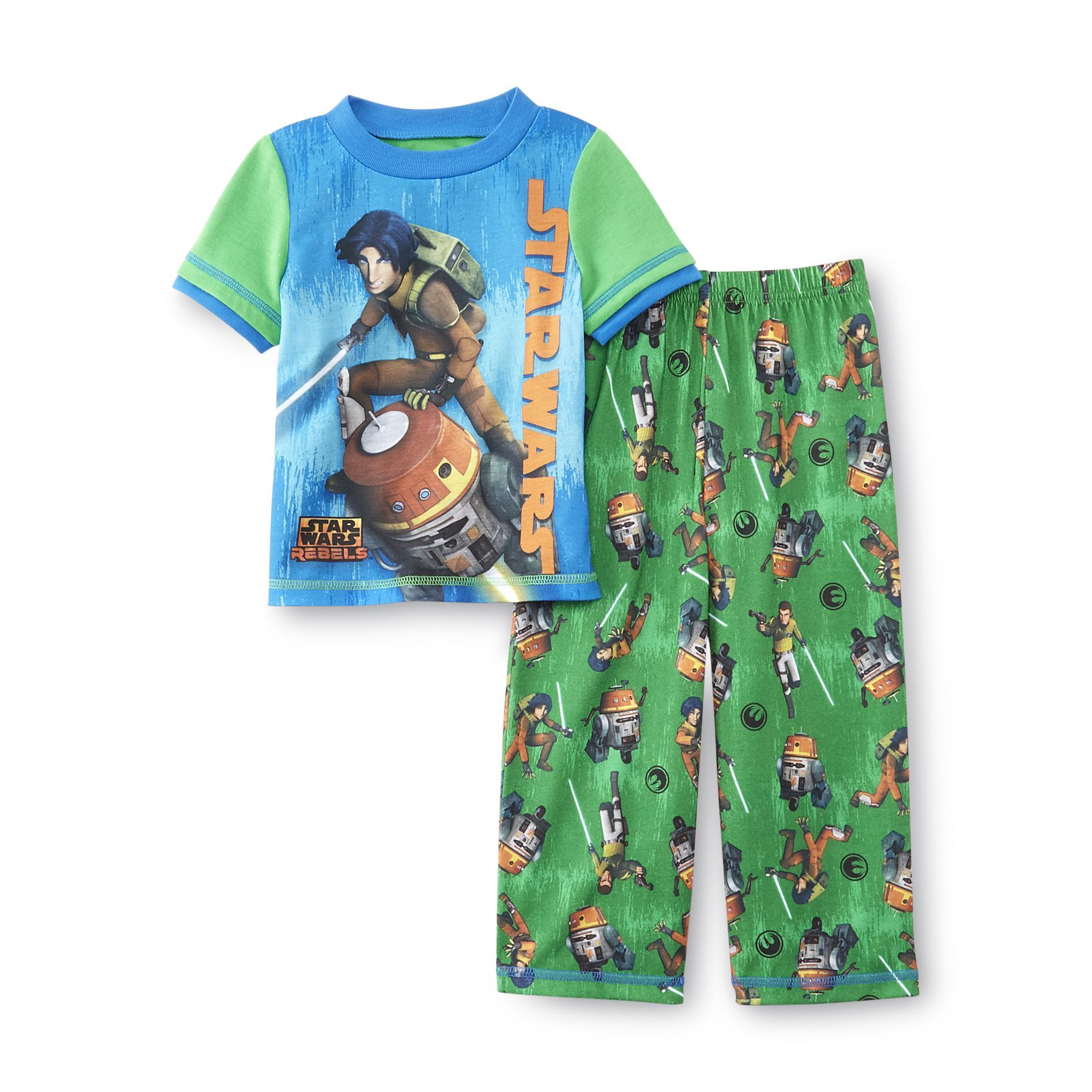 Star Wars Toddler Boy's Pajamas - Ezra & Chopper PartNumber: 024VA81102812P MfgPartNumber: K173325SB