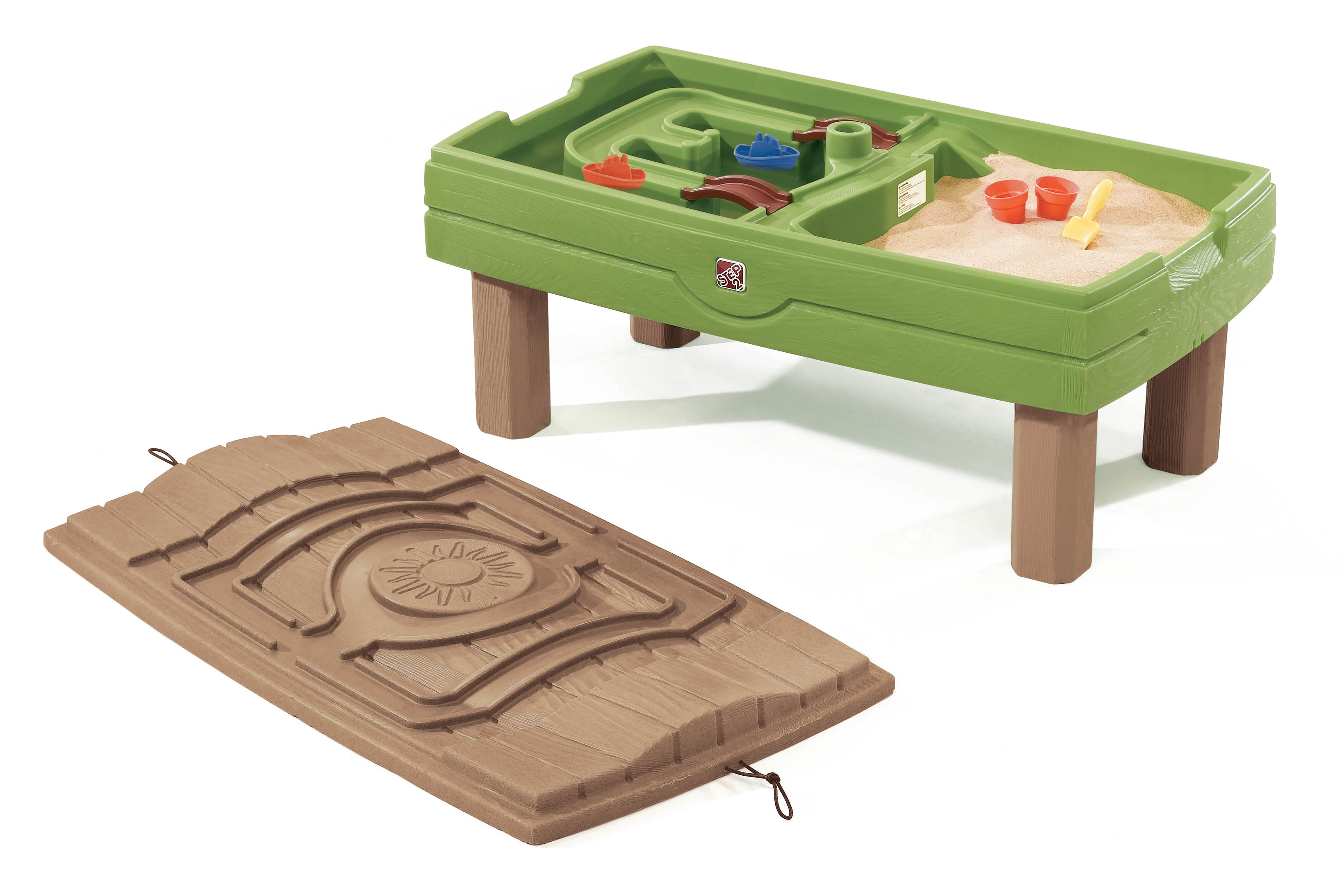 Step 2 Naturally Playful Sand & Water Activity Center