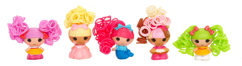 Lalaloopsy Lalaloopsy Tinies™ with Hair- Style 3
