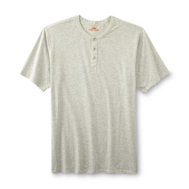 Northwest Territory Men's Short-Sleeve Henley Shirt at Kmart.com