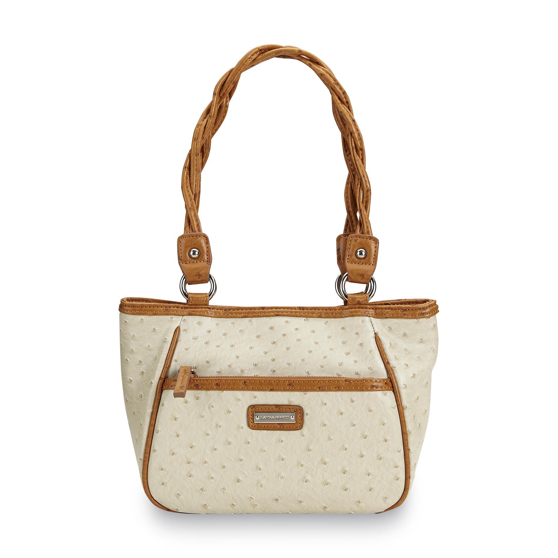 Laura Scott Women's Violet Mini Tote Bag
