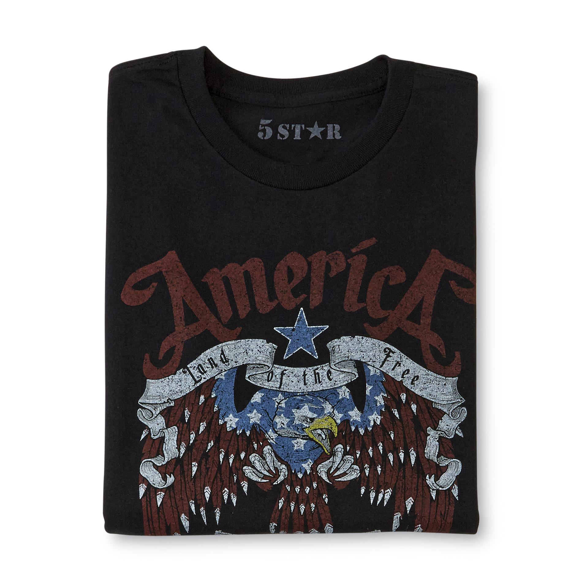 Men's Graphic T-Shirt - Land of the Free