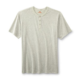 Northwest Territory Men's Big & Tall Short-Sleeve Henley Shirt at Kmart.com