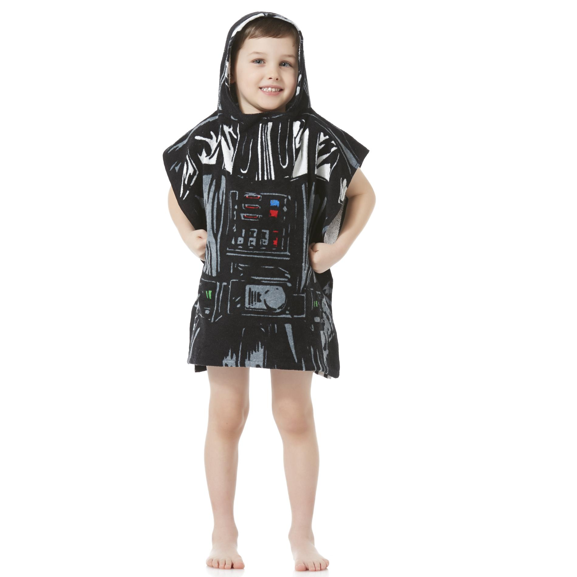 Star Wars Boy's Hooded Bath Towel