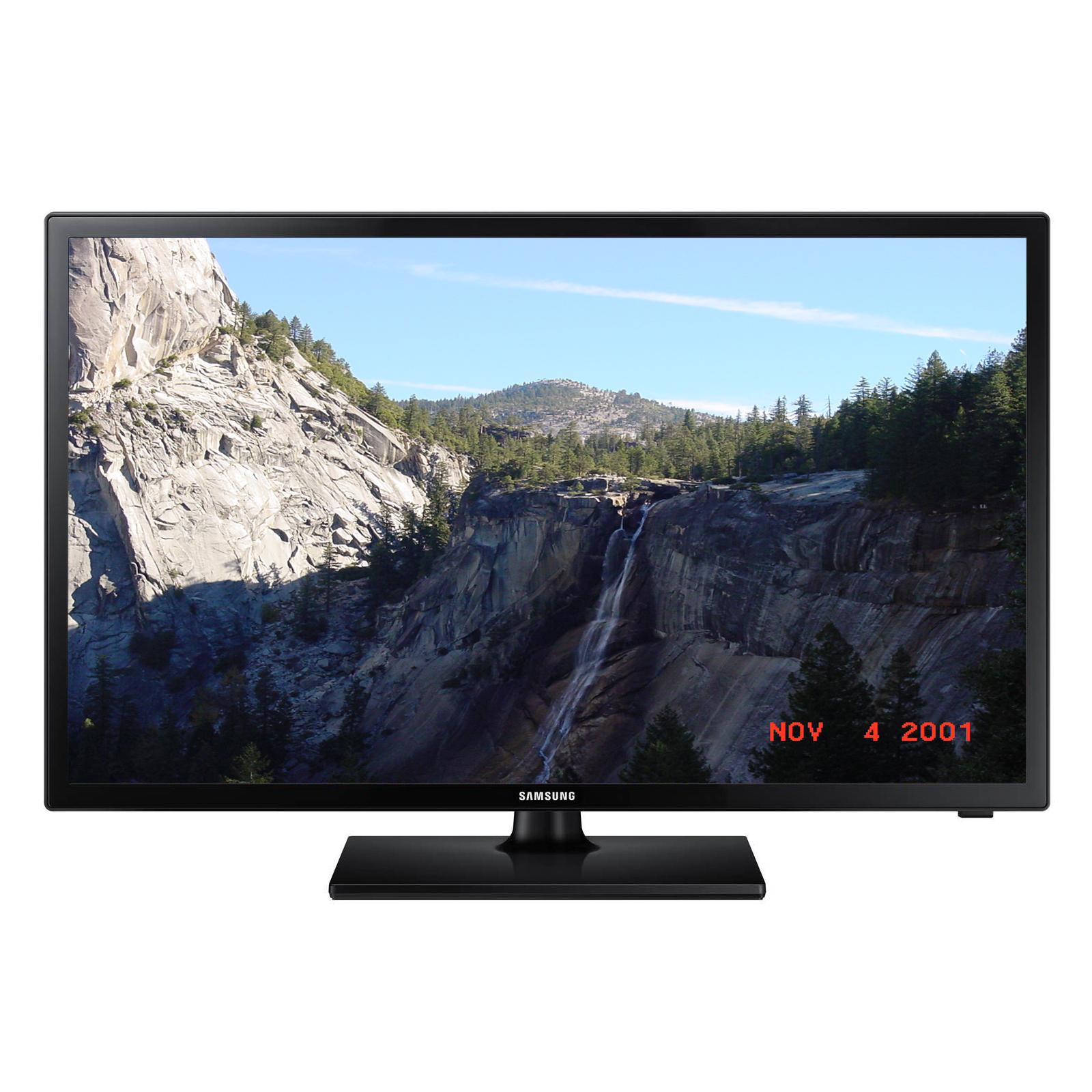 Samsung Refurbished 24 In. 1080P LED TV Monitor-LT-24D310